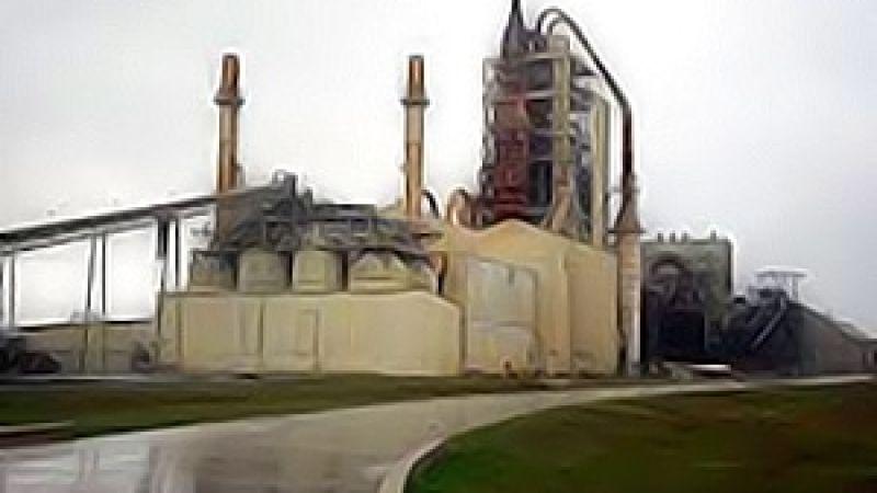 Felluce Beyaz Çimento Fabrikası