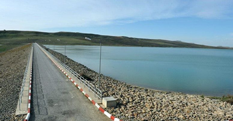 Oued Athmania Dam & Water Treatment Plant