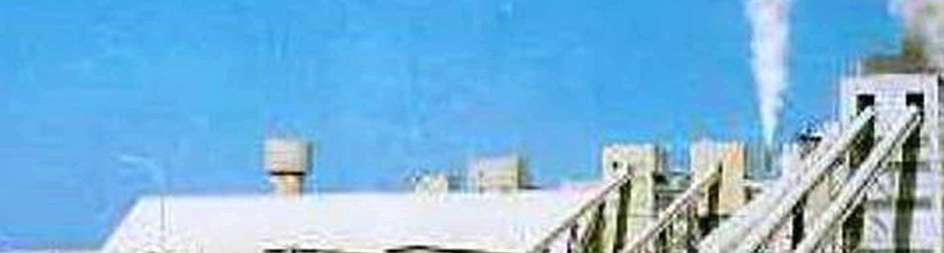 Bingazi Çimento Fabrikası Birinci ve İkinci Genişletme Projeleri