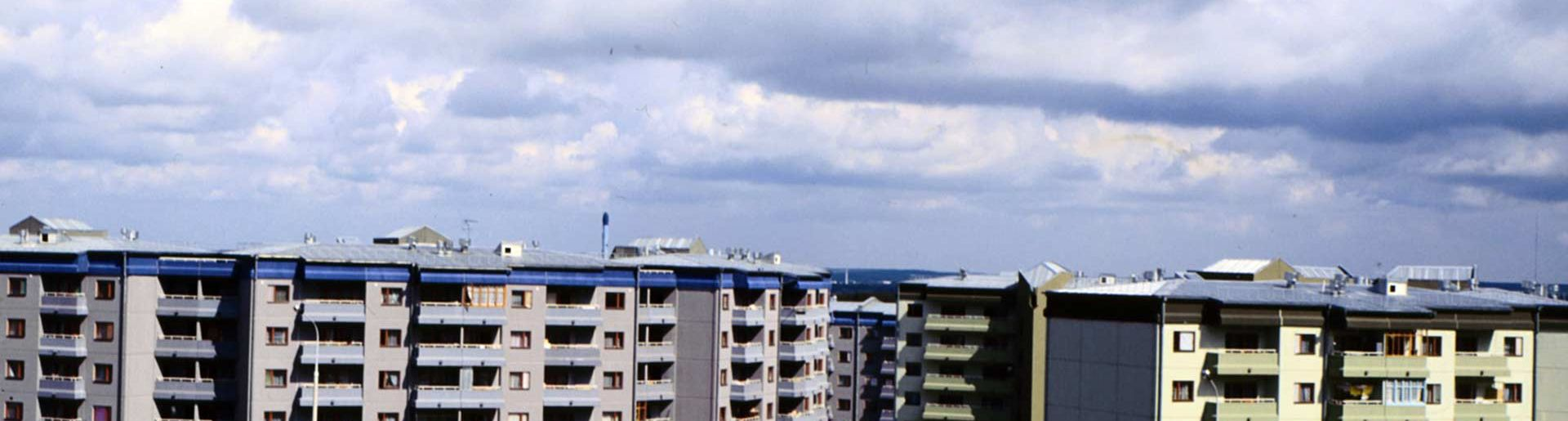 Slonim Military Housing