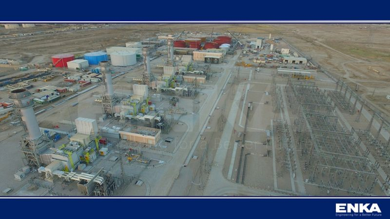 Dhi Qar 750 MW CCPP reached 7,000,000 person-hours without LTI