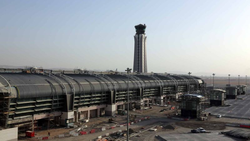 Maskat Uluslararası Havaalanı İmar Projesi, Ana Sözleşme 3