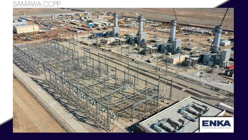 Samawa 750 MW CCPP reached 6,000,000 person-hours without LTI