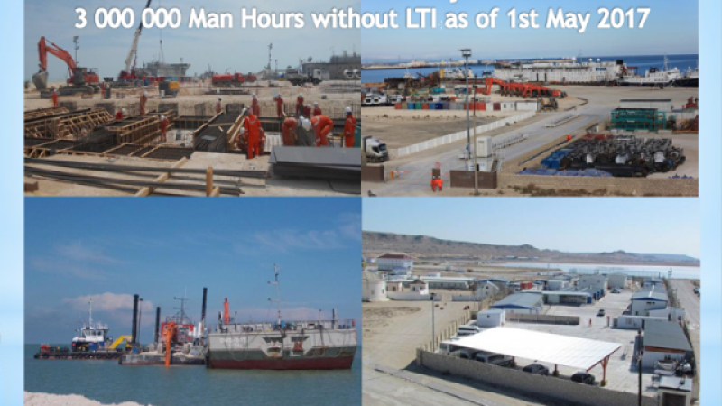 Bautino Offshore Projects 3,000,000 Man-Hours without LTI
