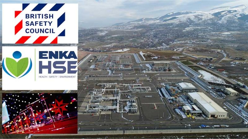 ENKA SCPx Area 81 Site Awarded With BSC Merit Prize