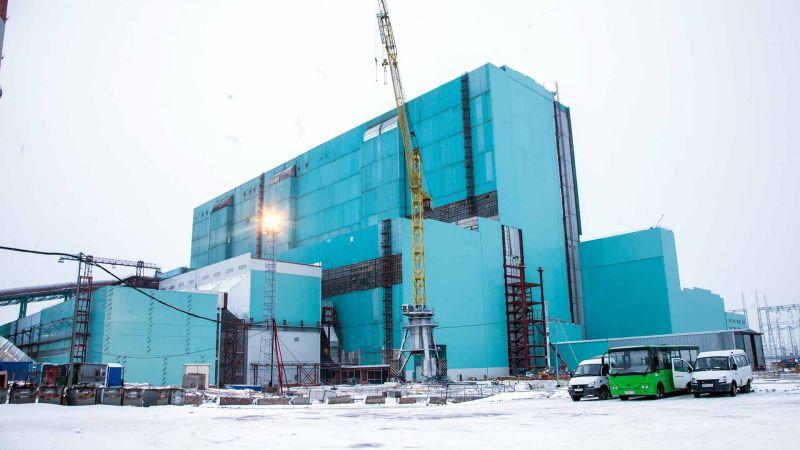 800 MW Berezovskaya Kömürlü Elektrik Santrali Projesi