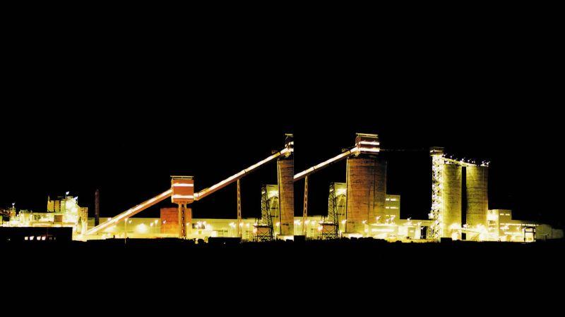 Messebo Çimento Fabrikası