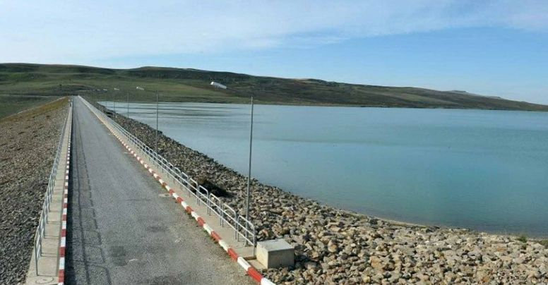 Oued Athmania Dam and Water Treatment Plant