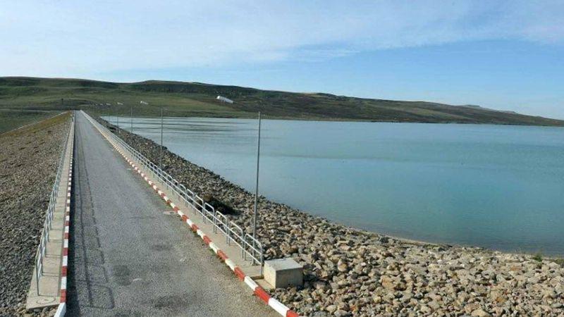 Oued Athmania Barajı ve Su Arıtma Tesisi