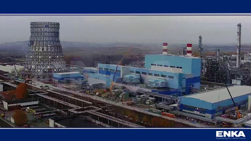 Nizhnekamsk 495 MW CCPP reached 6,000,000 person-hours without LTI