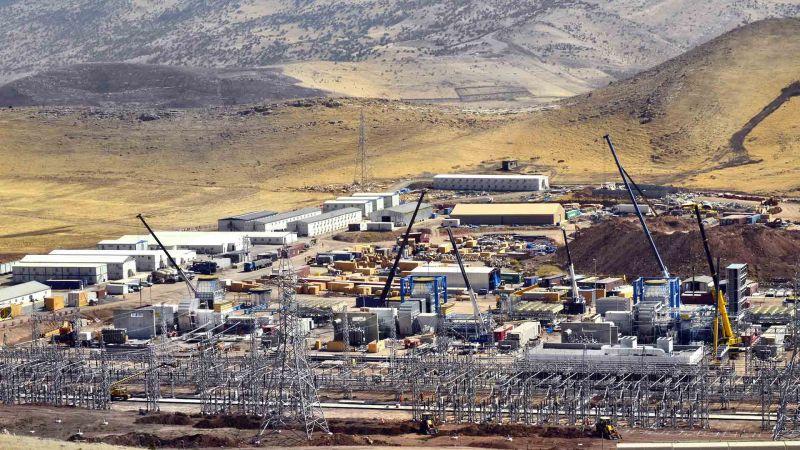 Bazyan 500 MW Basit Çevrim Elektrik Santrali Projesi