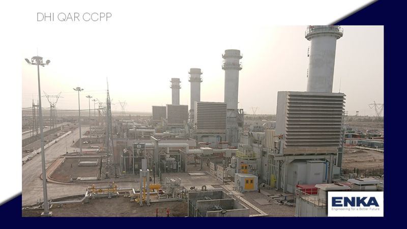 Dhi Qar 750 MW CCPP reached 6,000,000 person-hours without LTI