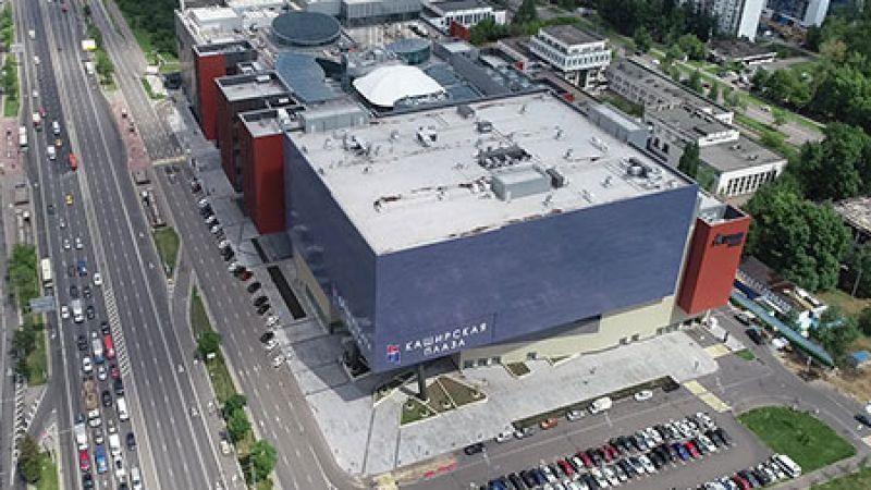 Kaşirskaya Plaza Çok Amaçlı Alışveriş Merkezi