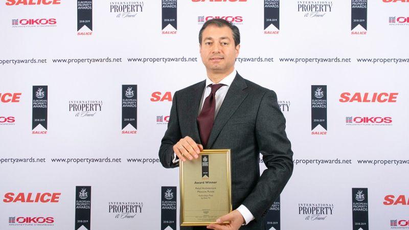 Kashirskaya Plaza European Property Awards 2018 Winner