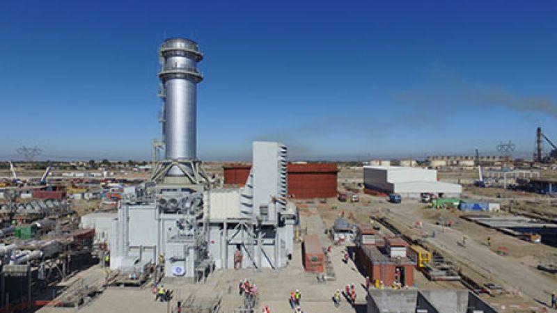 Dhi Qar 750 MW Kombine Çevrim Santrali
