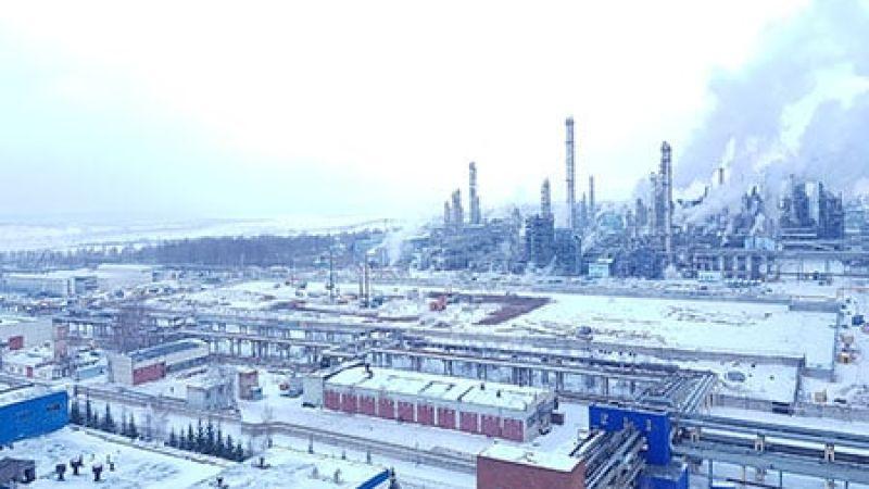 Nizhnekamsk 495 MW Kombine Çevrim Elektrik Santrali