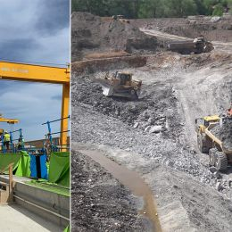 Morava Corridor Motorway Project Progress as of June 2021