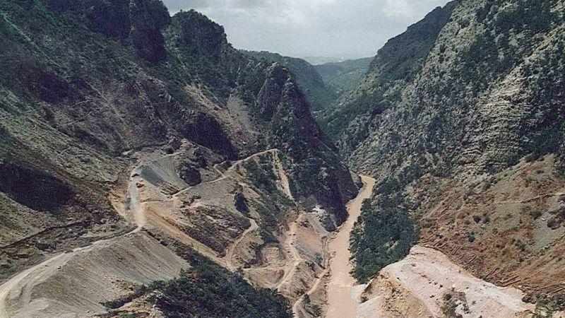 Berke Barajı