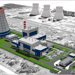 Kazan 250 MW CCPP project reached 1 million person-hours without LTI