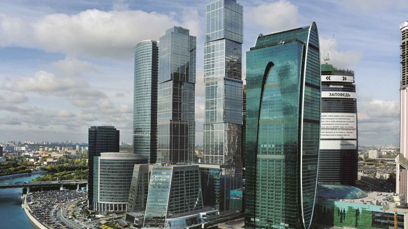 Moscow City 4. Parsel Imperia Kulesi